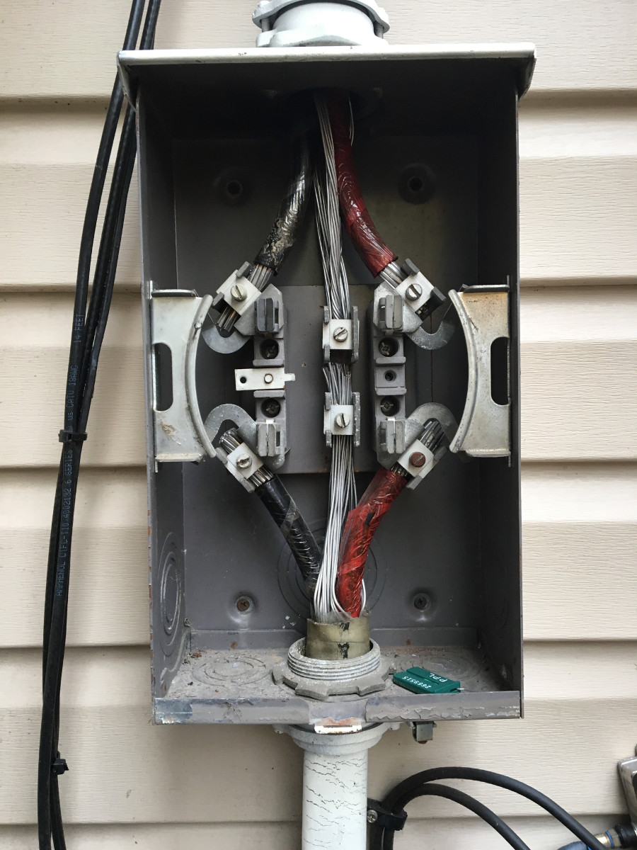 200 Amp Service Replacement in Allentown | Allentown Electrician