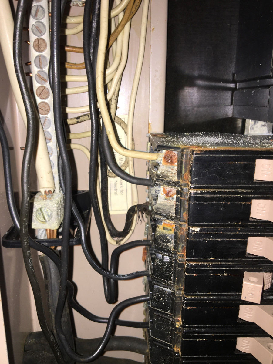 Service Electric Cable Lehigh Valley : Complete amp service replacement in bethlehem